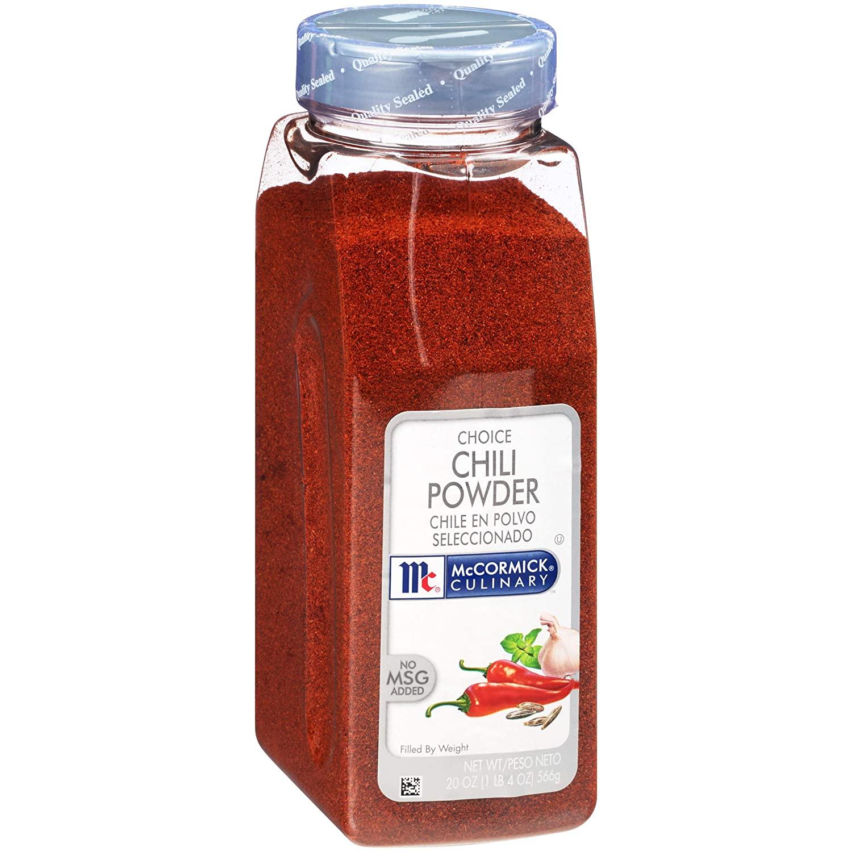 McCormick Culinary Choice Chili Powder