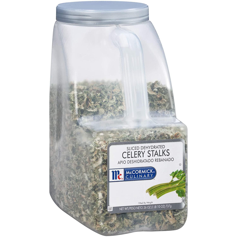 McCormick Culinary Sliced Dehydrated Celery Stalks