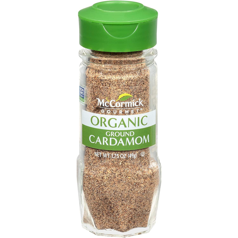 McCormick Gourmet Organic Ground Cardamom
