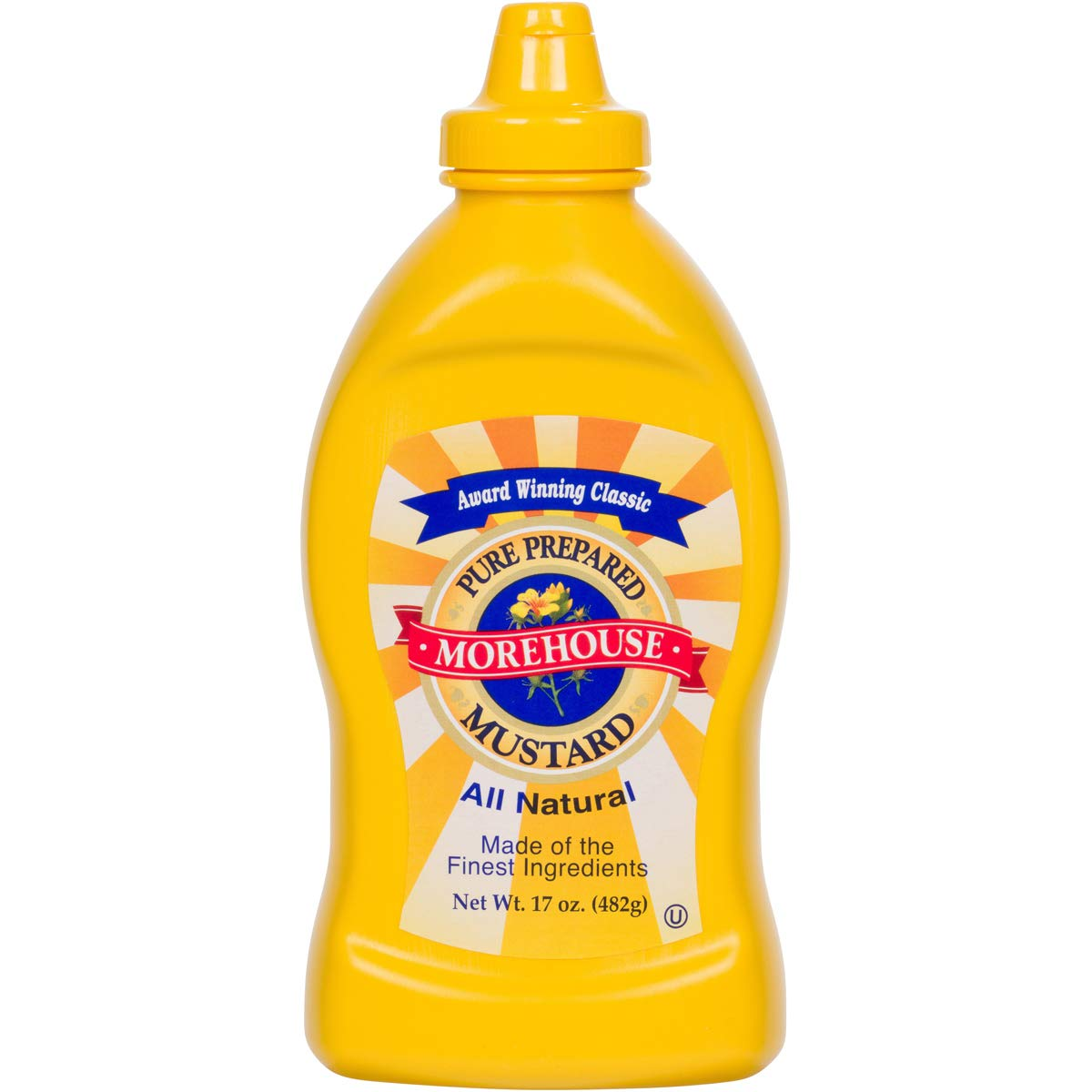 Morehouse Pure Prepared Mustard