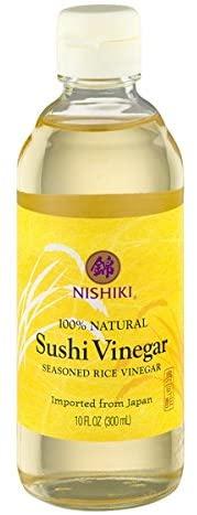 NISHIKI KC Commerce 100% All Natural Sushi Vinegar