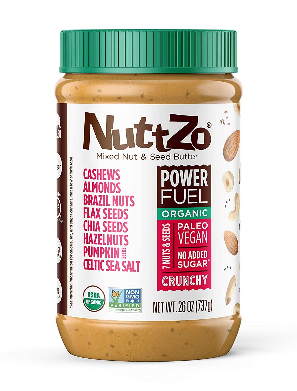 NuttZo Power Fuel Nut Butter