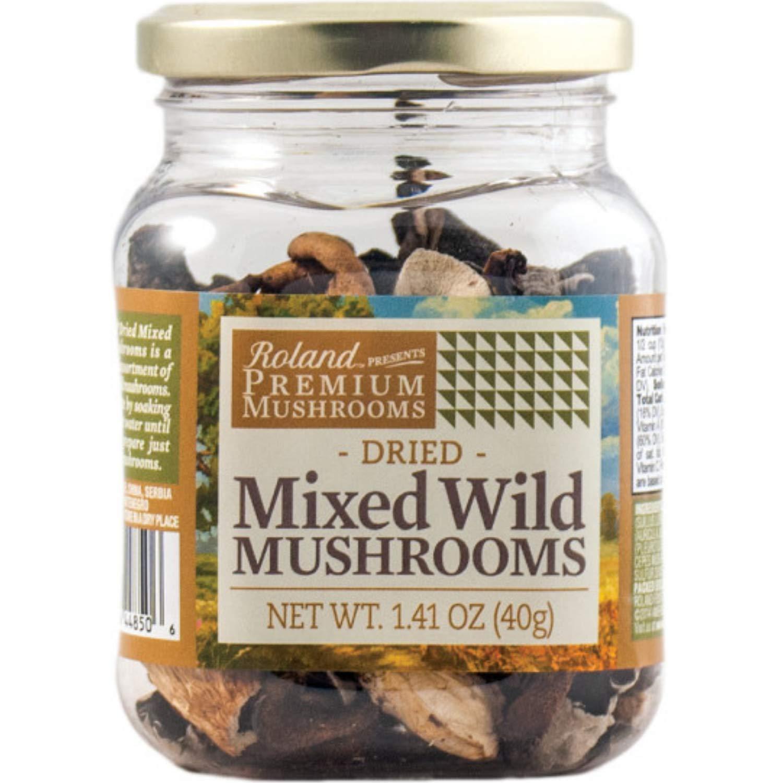 Roland Foods Premium Dried Porcini Mushrooms