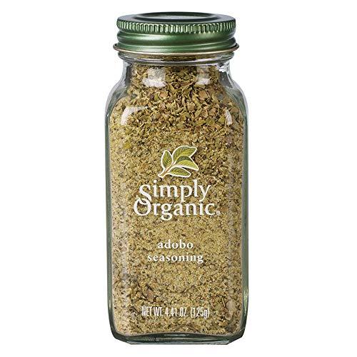Simply Organic Adobo Seasoning, Certified Organic