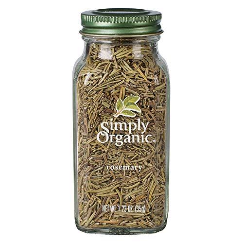 Simply Organic Whole Rosemary Leaf