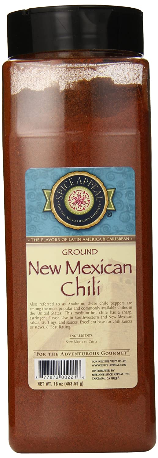 Spice Appeal New Mexican Chili Ground