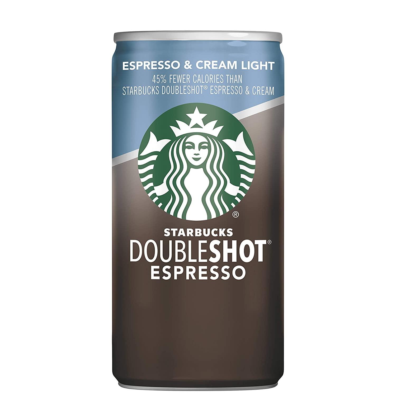 Starbucks Doubleshot, Espresso + Cream Light