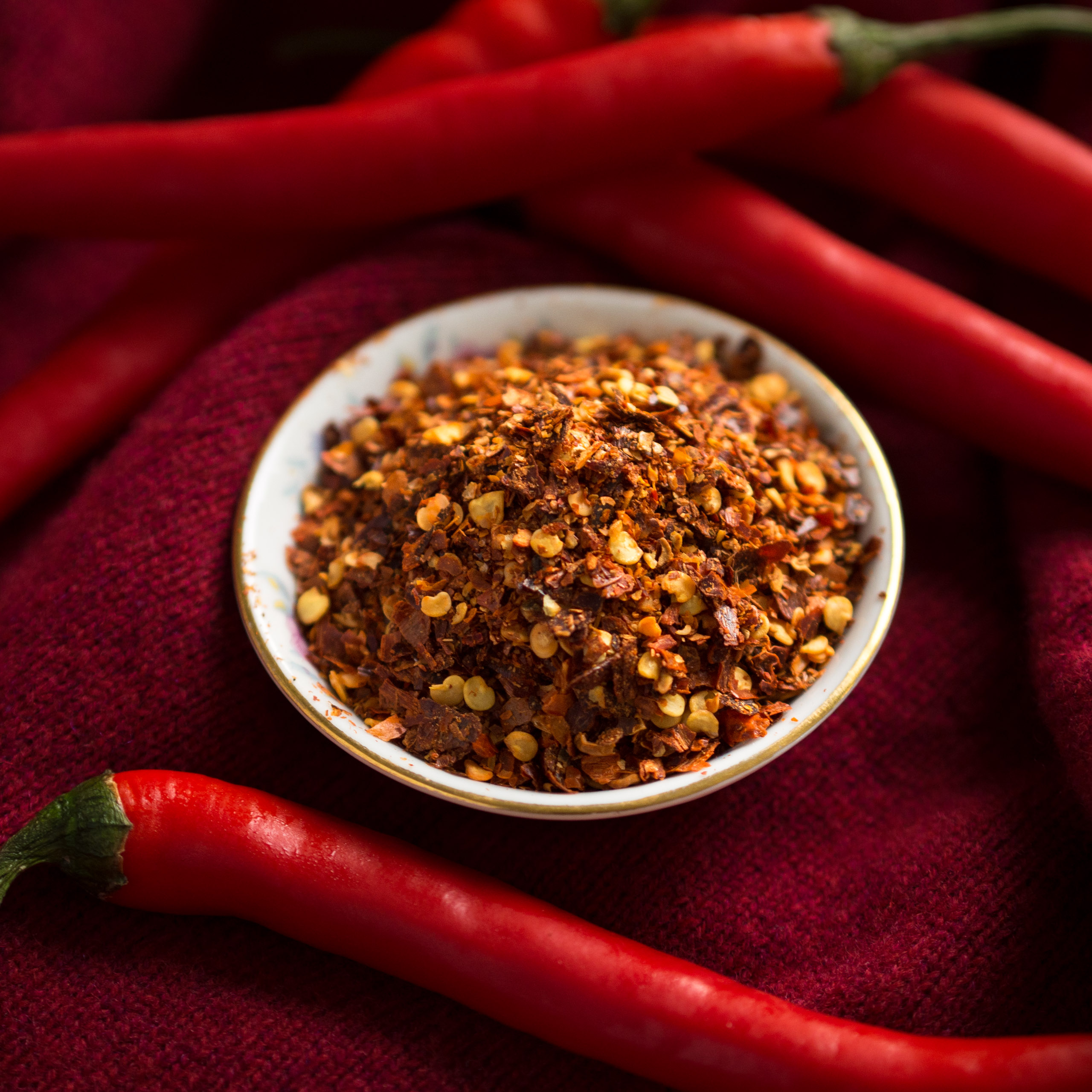 Substitute for Red Pepper Flakes