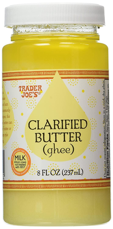 Trader Joe's Clarified Butter