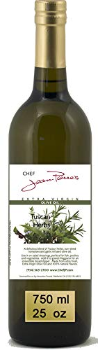 100% naturally infused Tuscan Herb Olive Oil 750ml