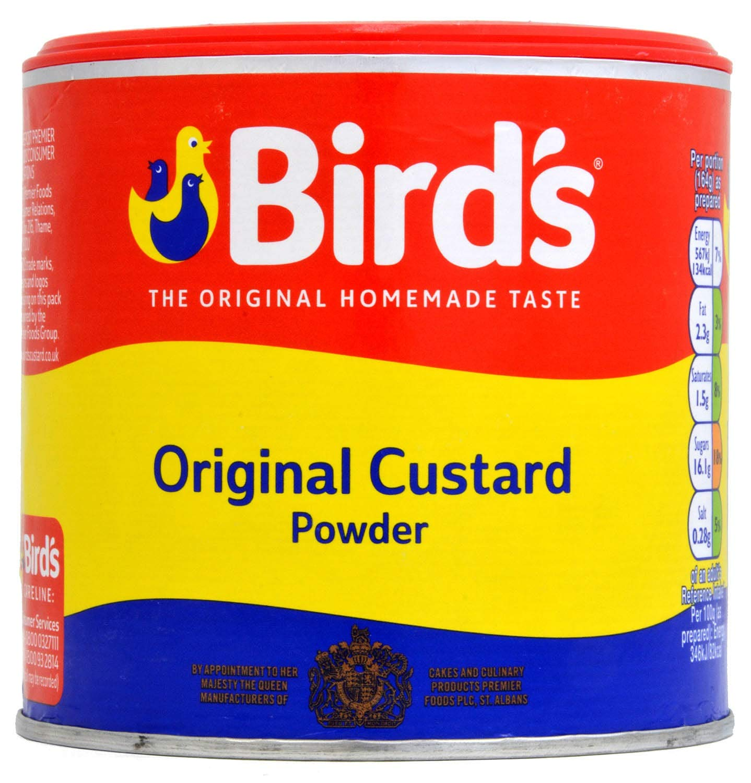 Birds Custard Powder