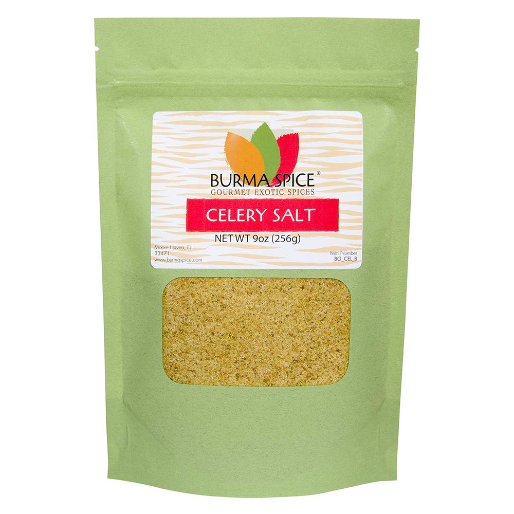 Celery Seeds and Sea Salt