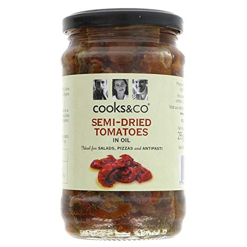Cooks & Co Semi Dried Tomatoes in Oil