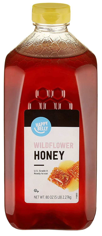Happy Belly Wildflower Honey