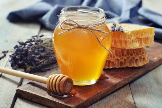 Substitute Honey for Brown Sugar