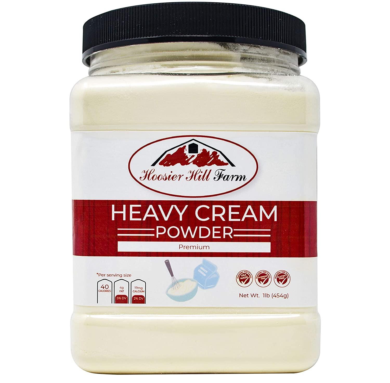 Hoosier Hill Farm Heavy Cream Powder