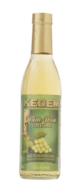 Kedem Gourmet White Wine Vinegar