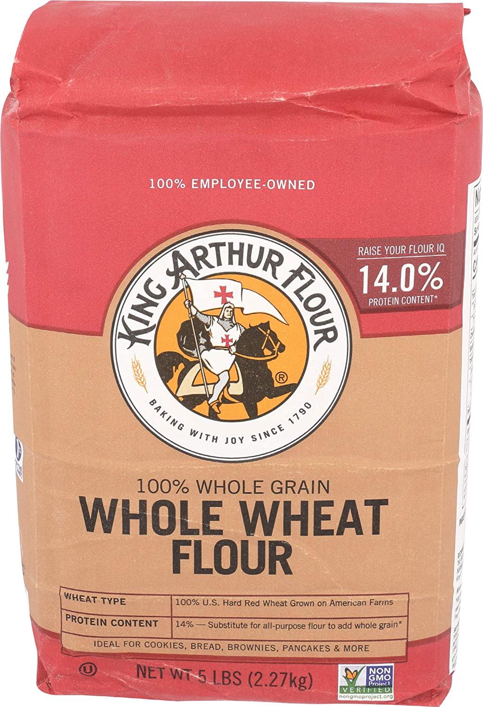 King Arthur, Whole Wheat Traditional Flour