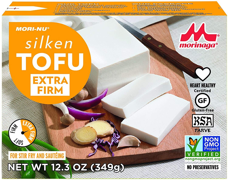 Mori-Nu Tofu, Silken Style, Extra Firm