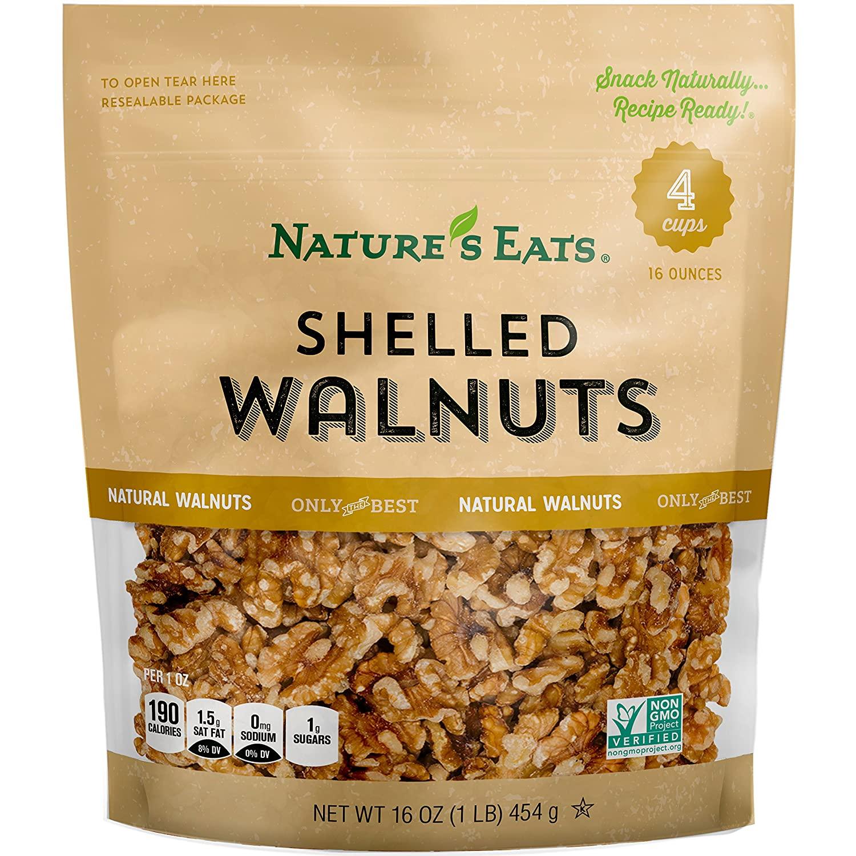 Nature's Eats Walnuts
