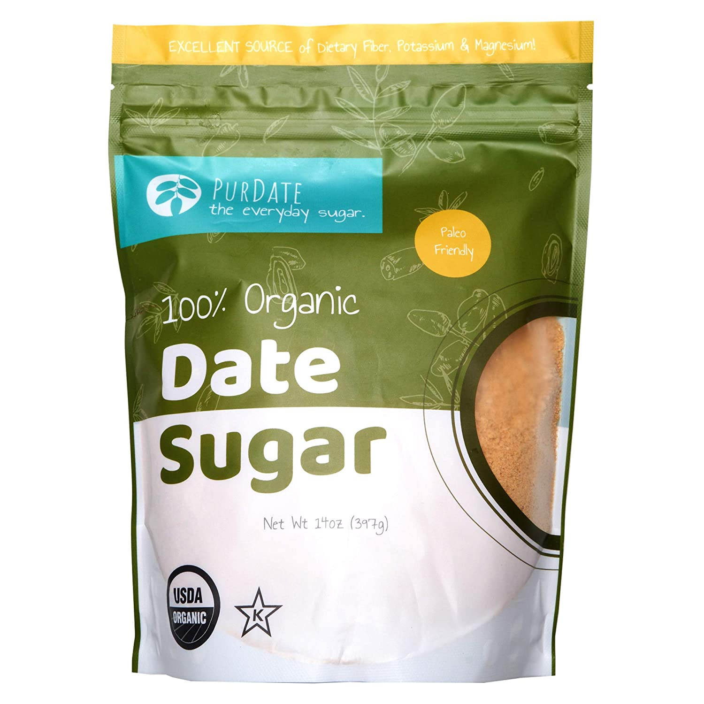 Pure Organic Date Sugar