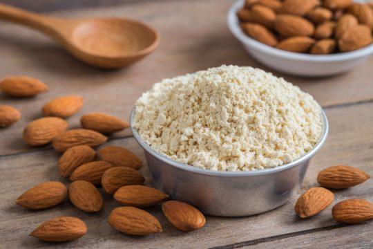 Substitute Almond Flour for Regular Flour