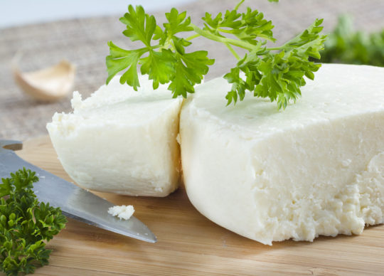 Substitute for Cotija Cheese