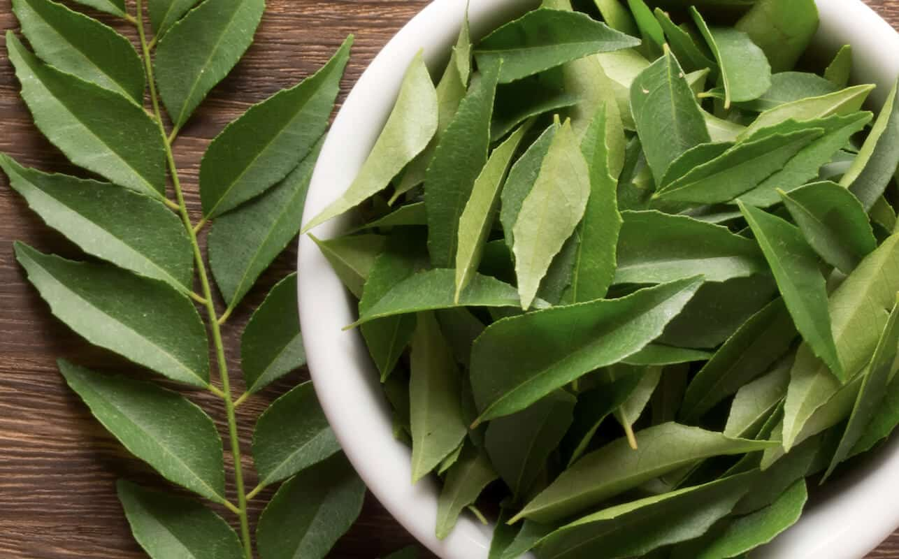 Substitute for Curry Leaves