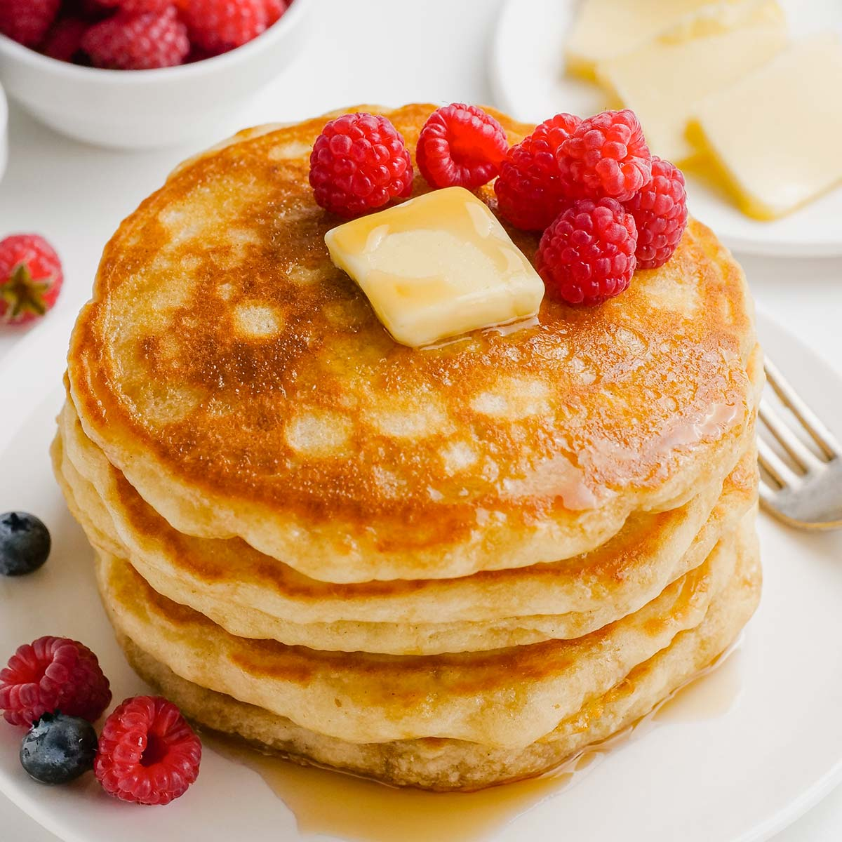 Substitute for Milk in Pancakes