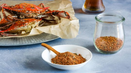 Substitute for Old Bay Seasoning