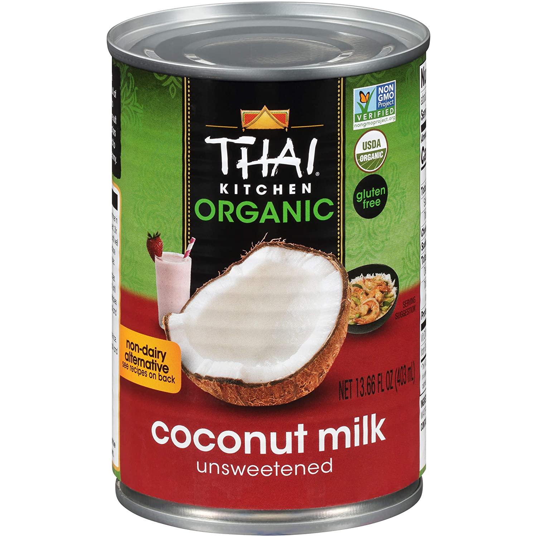 Thai Kitchen Organic Unsweetened Coconut Milk