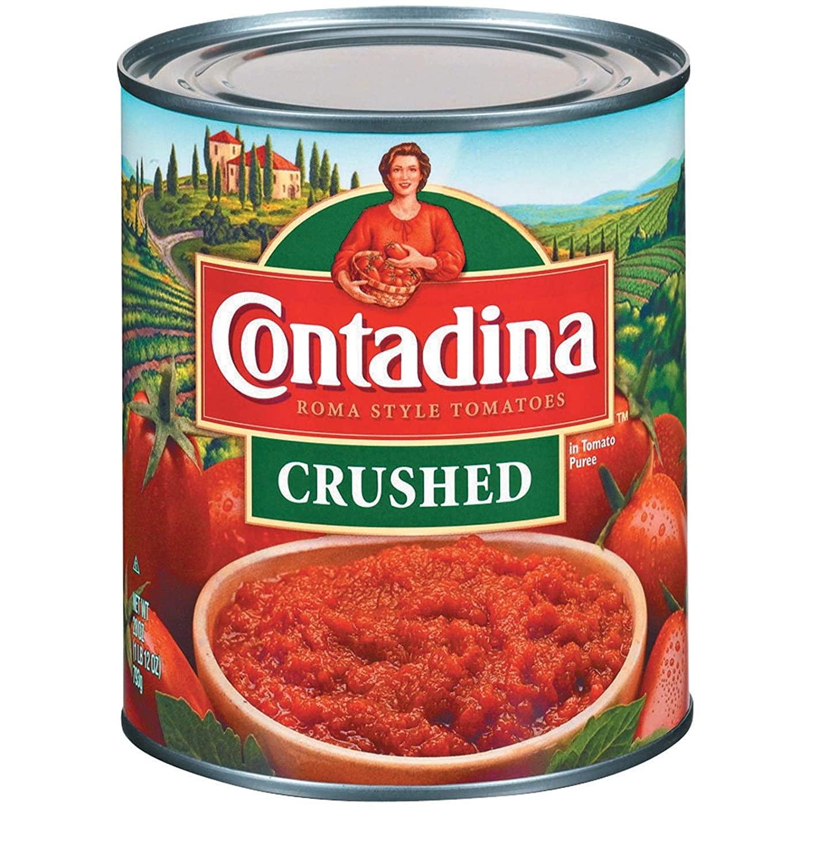 Contadina Roma Style Crushed Tomatoes