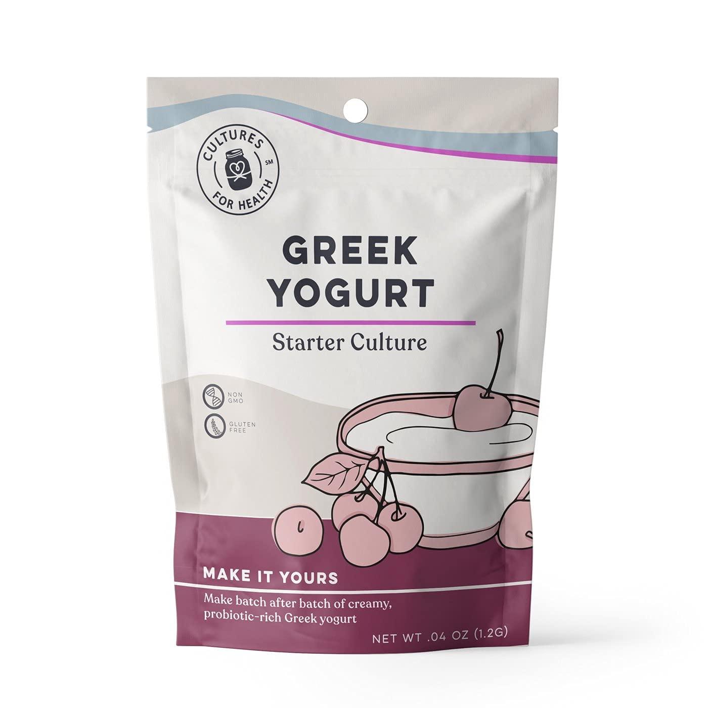 Cultures for Health Greek Yogurt Starter Culture