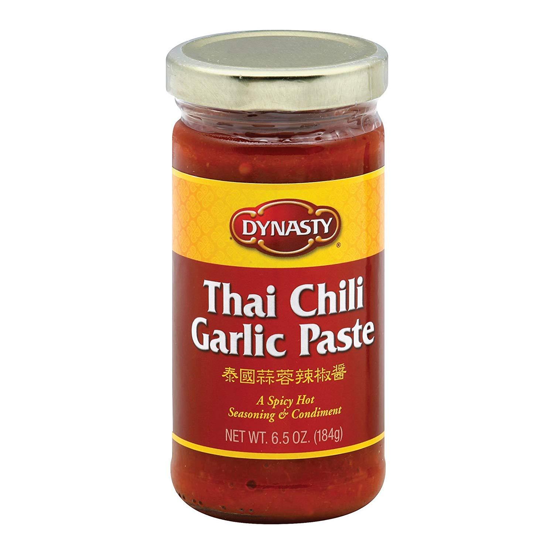 Dynasty Garlic Paste, Thai Chili