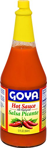 Goya Salsa Picante Regular Hot Sauce