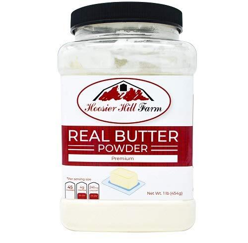 Hoosier Hill Farm Real Butter powder