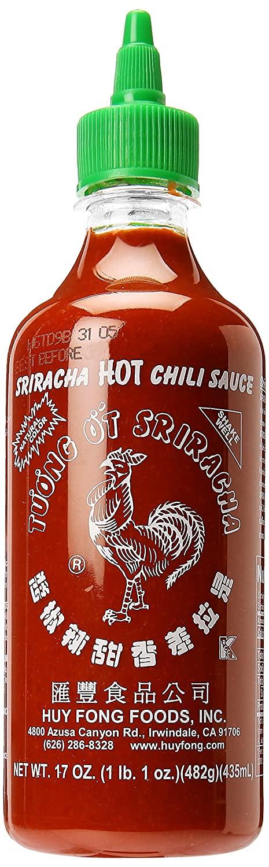 Huy Fong Foods Sriracha Chili Sauce