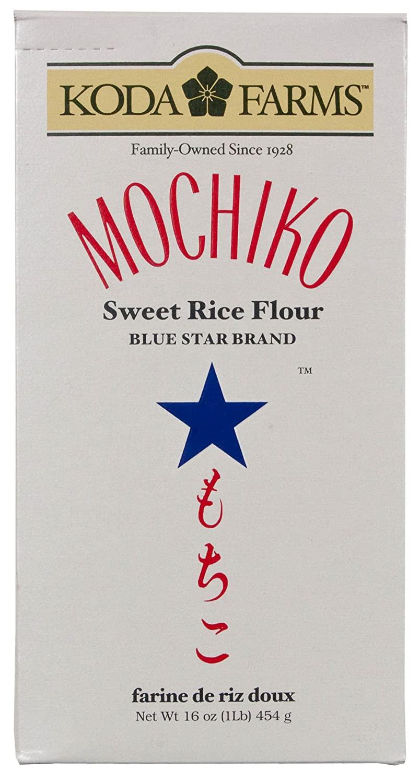 Koda Farms Mochiko Sweet Rice Flour