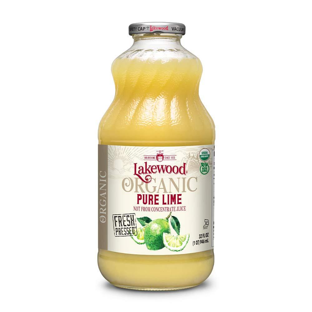 Lakewood, Juice Pure Lime Organic