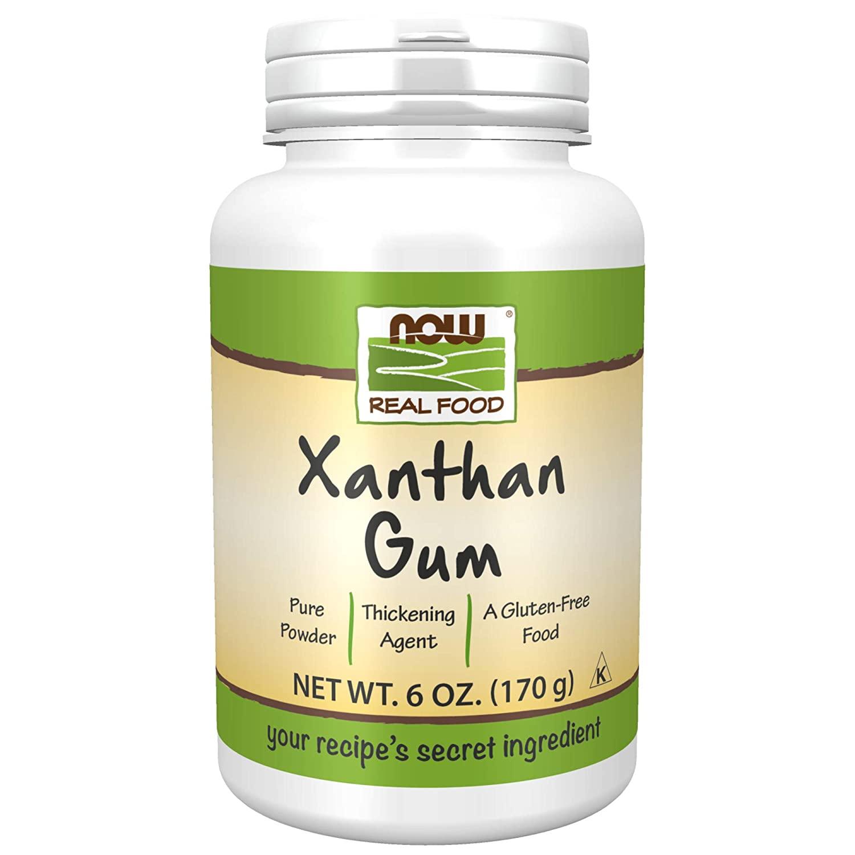NOW real Food Xanthan Gum Powder