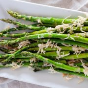 How Long to Cook Asparagus at 400°F