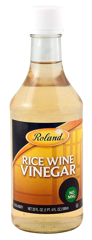 Roland Rice Wine Vinegar With No Msg