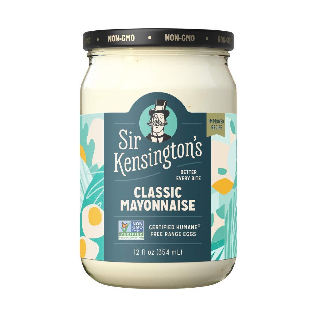 Sir Kensington's Mayonnaise Classic Mayo Gluten Free