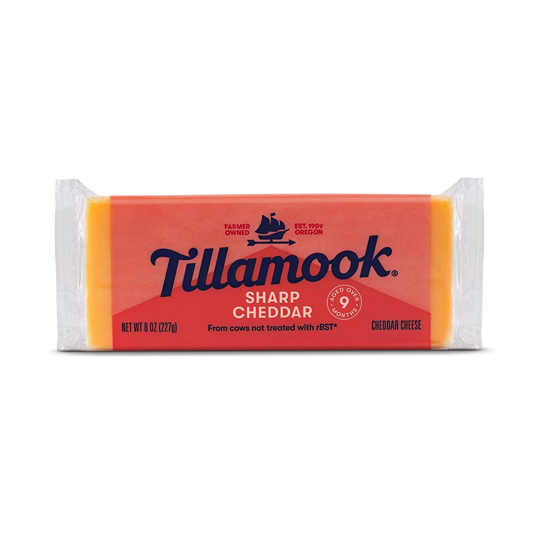 Tillamook Sharp Cheddar Cheese