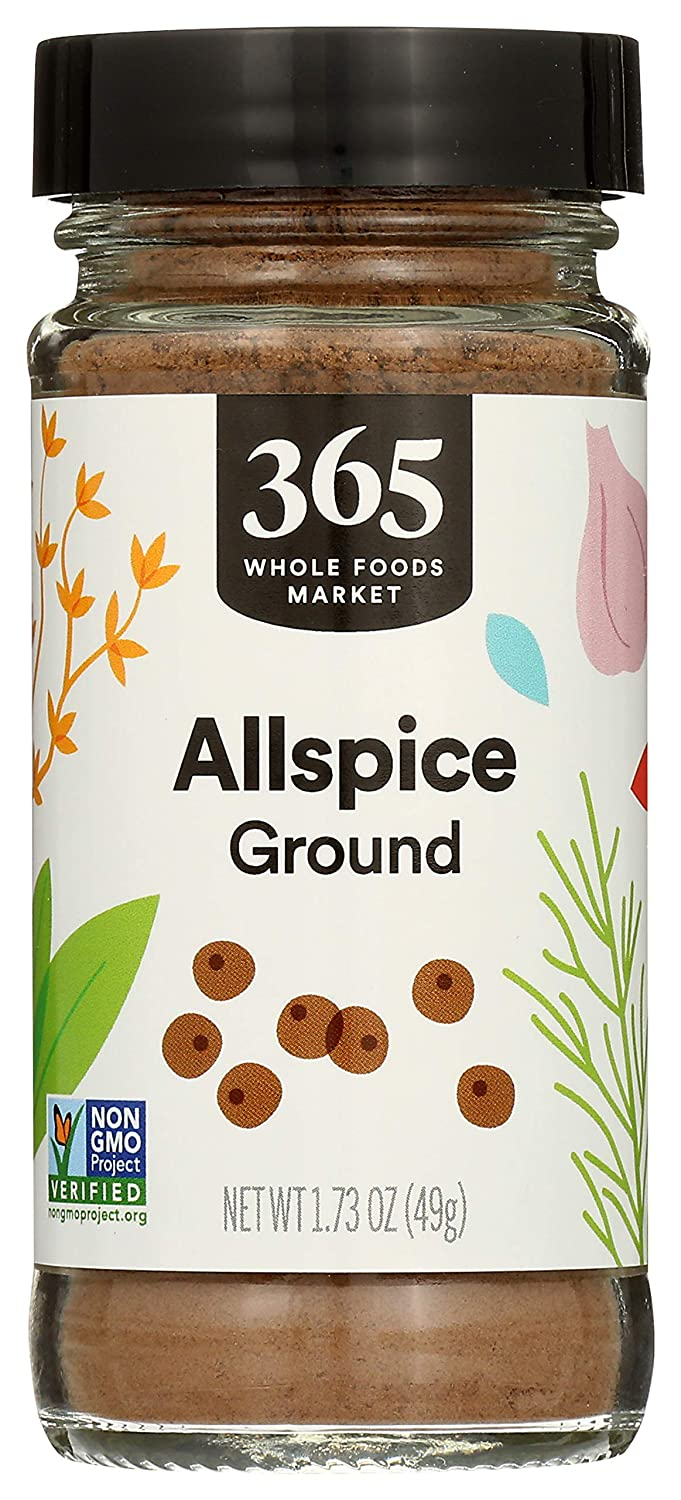 365 by Whole Foods Market, Seasoning, Allspice, Ground, 1.73 Ounce