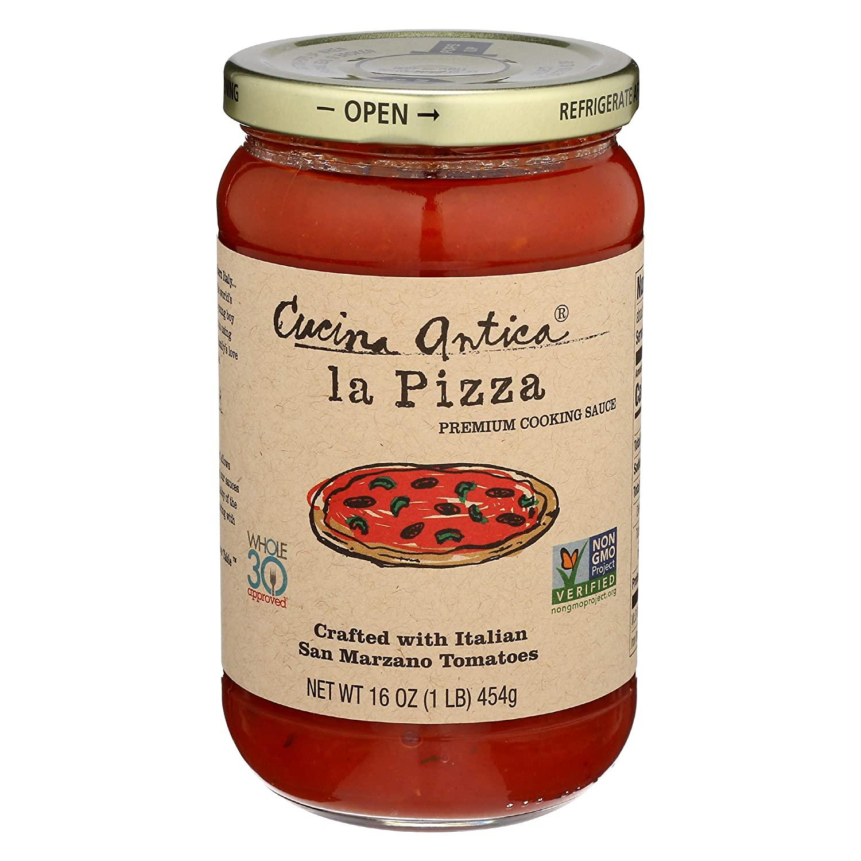 Cucina Antica, Sauce La Pizza, 16 Ounce