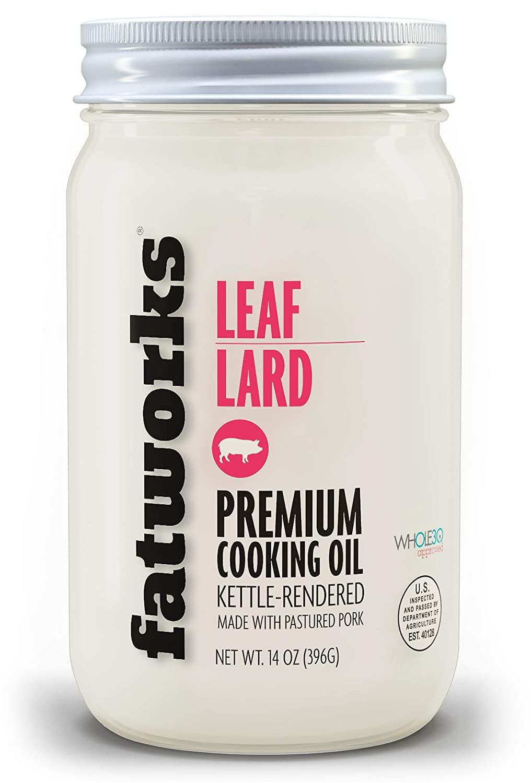 Fatworks, Pasture Raised Leaf Lard