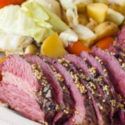 How to Cook Corned Beef Brisket in a Slow Cooker