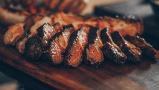 How to Cook London Broil on the Grill1