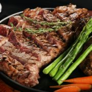 How to Cook a Steak on the Stove with Butter